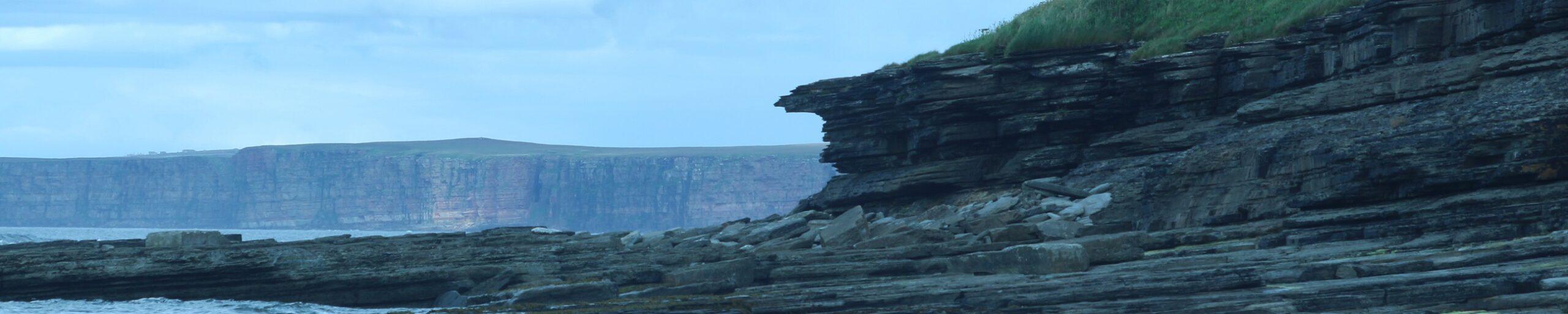 scotland fossils location